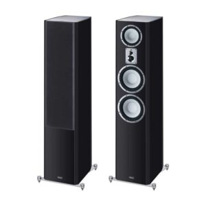 "Rapallo | Magnat Signature 1109 High-End 4-Way Bass Reflex Loudspeakers From The ""Signature"" Reference Series"