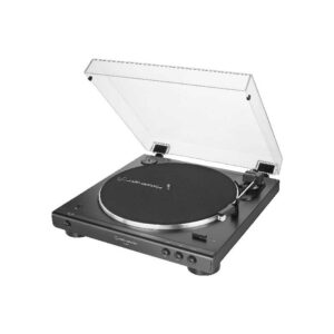 Rapallo | Audio Technica AT-LP60XBT Fully Automatic Wireless Belt-Drive Turntable
