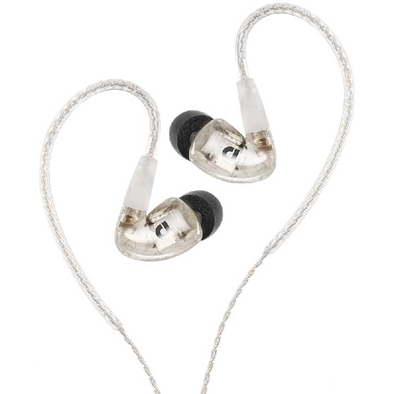 Rapallo | Audiofly AF1120 MK2 In-Ear Monitors w/ Super-Light Twisted Cable