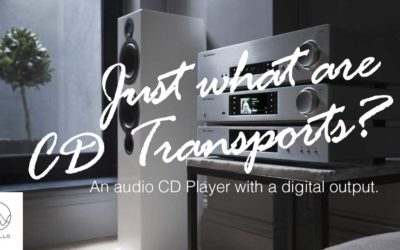 The mysteries of a CD Transport explained