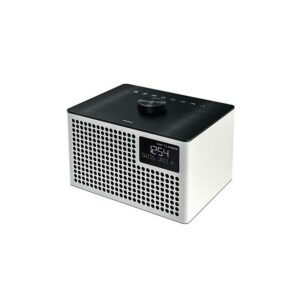 Rapallo | Geneva Acustica Lounge Radio Handcrafted FM/DAB+ Radio With HiFi Bluetooth® Speaker, Line In And Alarm Clock