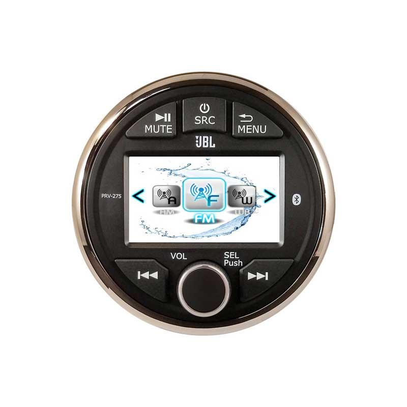 Rapallo | JBL PRV-275 Marine Digital Media Receiver with built-in Bluetooth®