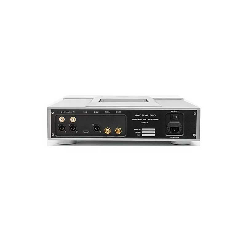Rapallo | Jay's Audio CDP-2 CD Player