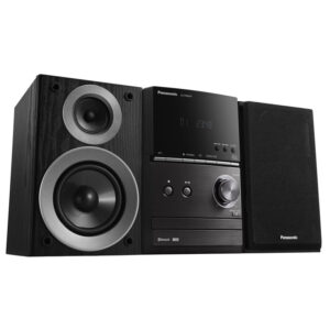 Rapallo | Panasonic SC-PM600GN-K 40W CD Micro System with Bluetooth