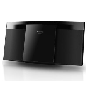 Rapallo | Panasonic SC-HC200GN-K Micro CD Hi-Fi System with Bluetooth