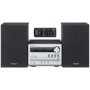Rapallo | Panasonic SC-PM250GN-S Micro System with Bluetooth
