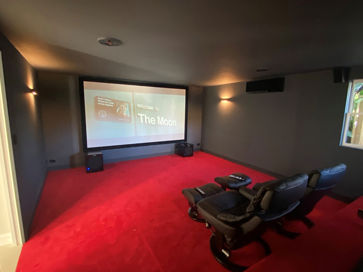 Rapallo | Project | HOME THEATRE REFRESH