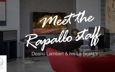 Meet the Rapallo Staff | Deano Lambert