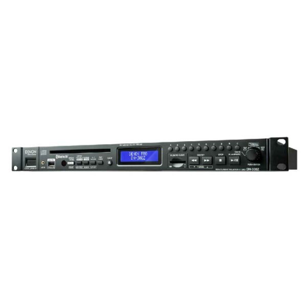 Rapallo | Denon DN-300Z CD/Media Player with Bluetooth®/USB/SD/Aux and AM/FM Tuner