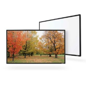 Rapallo | Grandview EDGE 4K Premium Fixed Frame Screen