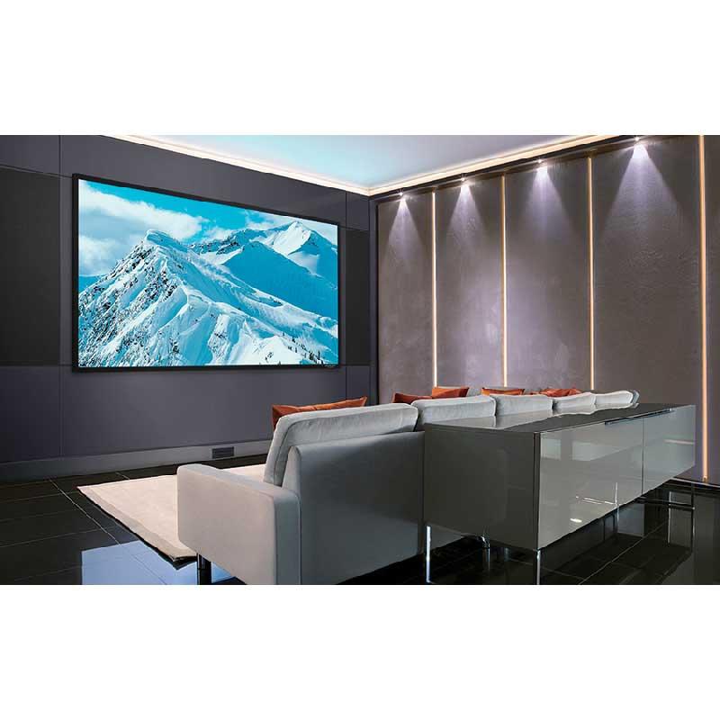 Rapallo   Grandview EDGE 4K Premium Fixed Frame Screen