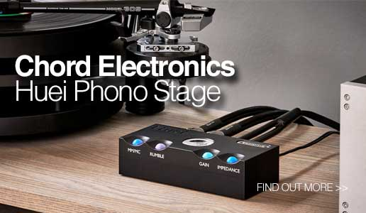 Rapallo | Chord Phono Stage