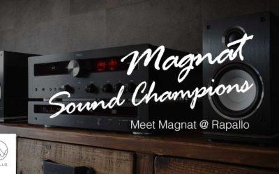 Meet Magnat.  Sound Champions.