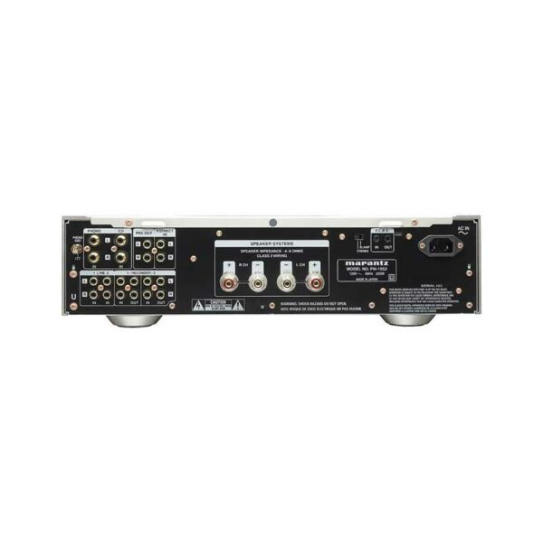 Rapallo   Marantz PM-15S2 Reference Series Stereo Integrated Amplifier