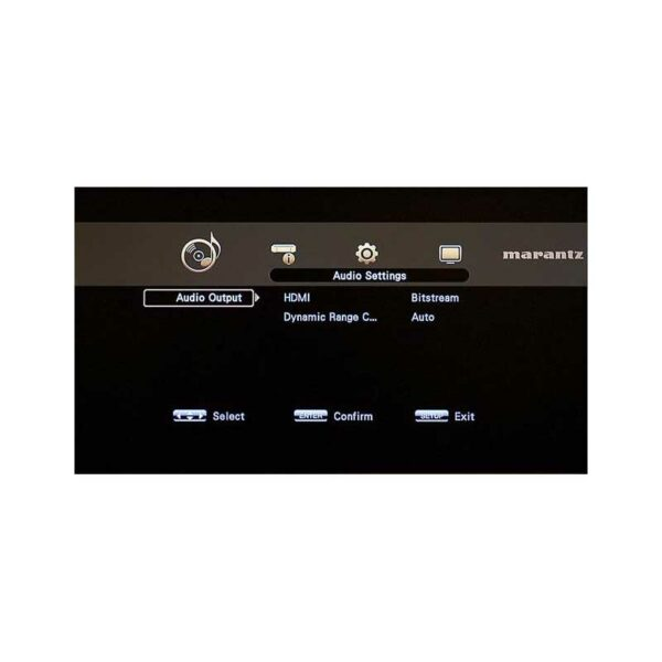 Rapallo | Marantz UD7007 Internet-Ready Universal 3D Blu-Ray Player