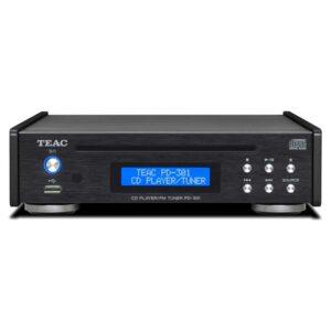 Rapallo | TEAC PD-301-X CD Player/FM Tuner