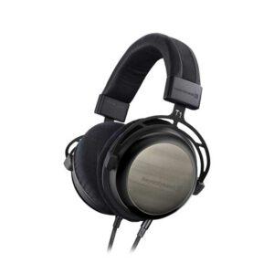 Rapallo | Beyerdynamic T1 Gen. 2 Semi-Open Circumaural Tesla Headphones - Special Edition Black