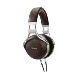 Rapallo | Denon AH-D5200 Zebrawood Over-Ear Premium Headphones