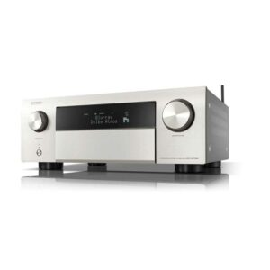 Rapallo | Denon AVR-X4700H 9.2-Channel AV Receiver with Wi-Fi®, Bluetooth®, Apple AirPlay® 2, Amazon Alexa compatibility