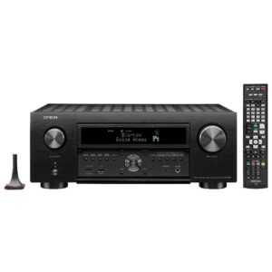 Rapallo | Denon AVR-X6500H 11.2-channel home theater receiver with Wi-Fi®, Apple® AirPlay® 2, and Amazon Alexa compatibility