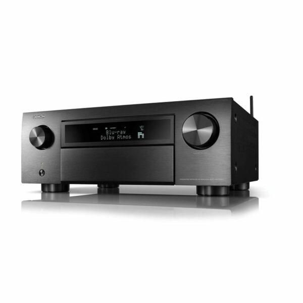 Rapallo | Denon AVR-X6700H 11.2-Channel AV Receiver with Wi-Fi®, Bluetooth®, Apple AirPlay® 2, Amazon Alexa compatibility
