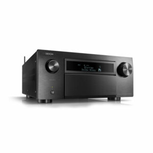 Rapallo | Denon AVR-X8500H 13.2-Channel AV Receiver with Wi-Fi®, Dolby Atmos®, Apple® AirPlay® 2, and HEOS