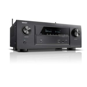 Rapallo | Denon AVR-X3300W 7x 180W Full 4K Ultra HD Network A/V Receiver with Wi-Fi, Bluetooth and Full Video Processing