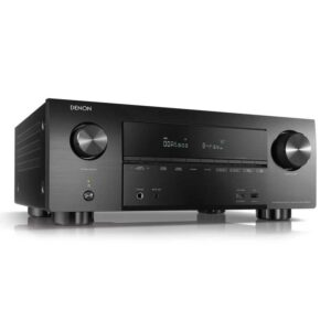 Rapallo | Denon AVR-X3500H 7.2-channel AV Receiver with Wi-Fi®, Apple® AirPlay® 2, and Amazon Alexa Compatibility
