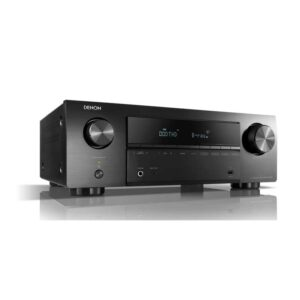 Rapallo | Denon AVR-X550BT​ 5.2 Ch. AV Receiver with Bluetooth