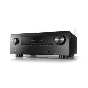 Rapallo | Denon AVR-X3600H 9.2ch 4K AV Receiver with 3D Audio and HEOS Built-in®