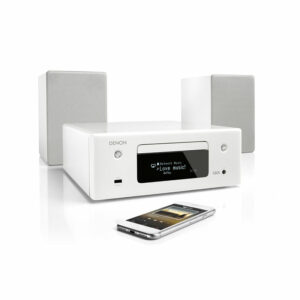 Rapallo   Denon CEOL-N10 Hi-Fi-Network CD Receiver with HEOS Music Streaming, Bluetooth® and Alexa Voice Control