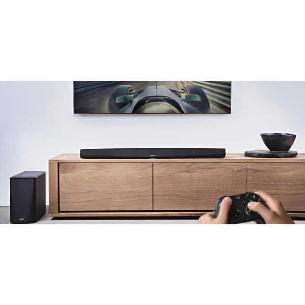 Rapallo | Denon DHT-S516H Soundbar with Wireless Subwoofer and HEOS Built-in