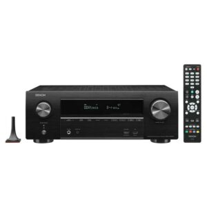 Rapallo |Denon AVR-X1600H 7.2ch 4K Ultra HD AV Receiver with 3D Audio & HEOS Built-in®