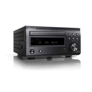 Rapallo | Denon RCD-M41DAB Micro HiFi CD Receiver with Bluetooth and FM/DAB/DAB+ Tuner