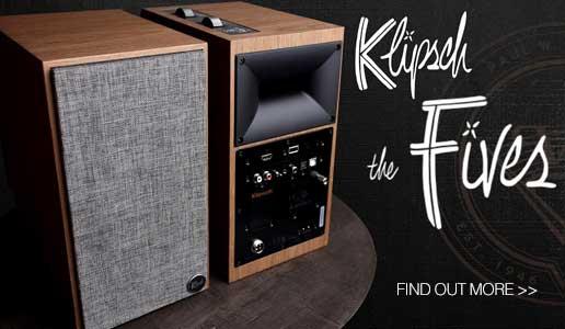 Rapallo   Klipsch The Fives