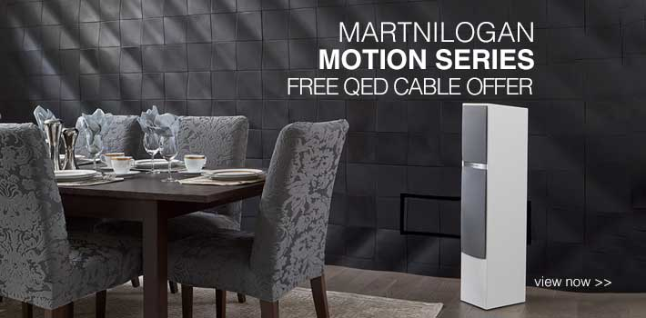 Rapallo | MartinLogan Offer