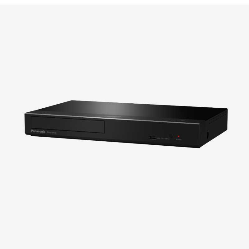Rapallo | Panasonic Ultra HD Blu-ray Player DP-UB450GN-K