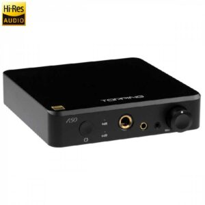 Rapallo | TOPPING A50 Balanced Headphone Amplifier