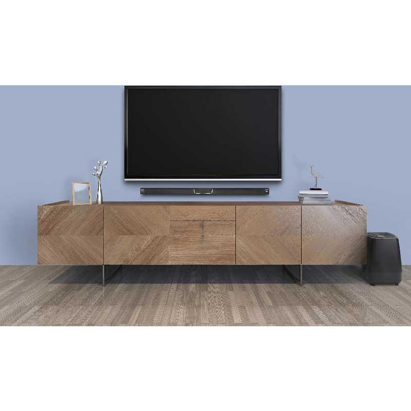 Rapallo | Polk MagniFi MAX SR 5.1 Home Theater Sound Bar and Wireless Rear Surround Sound System