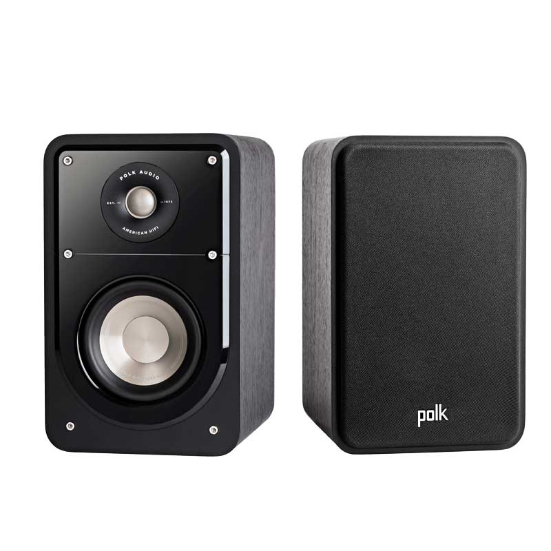 Rapallo | Polk Signature S15 Compact Bookshelf Speakers