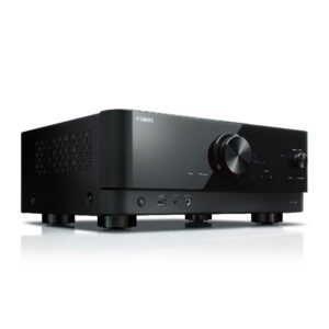 Rapallo | Yamaha RX-V4A 5.2-Channel AV Receiver with 8K HDMI and MusicCast