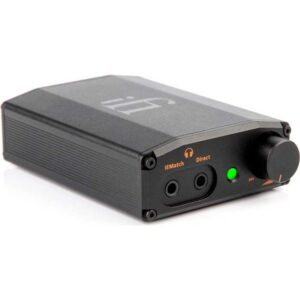 Rapallo | iFi Audio Nano iDSD Black Label Portable USB DAC & Headphone Amplifier