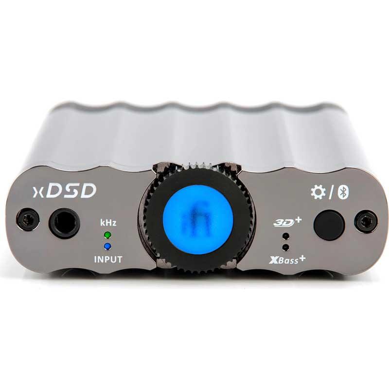 Rapallo | iFi Audio xDSD Portable DAC & Headphone Amplifier