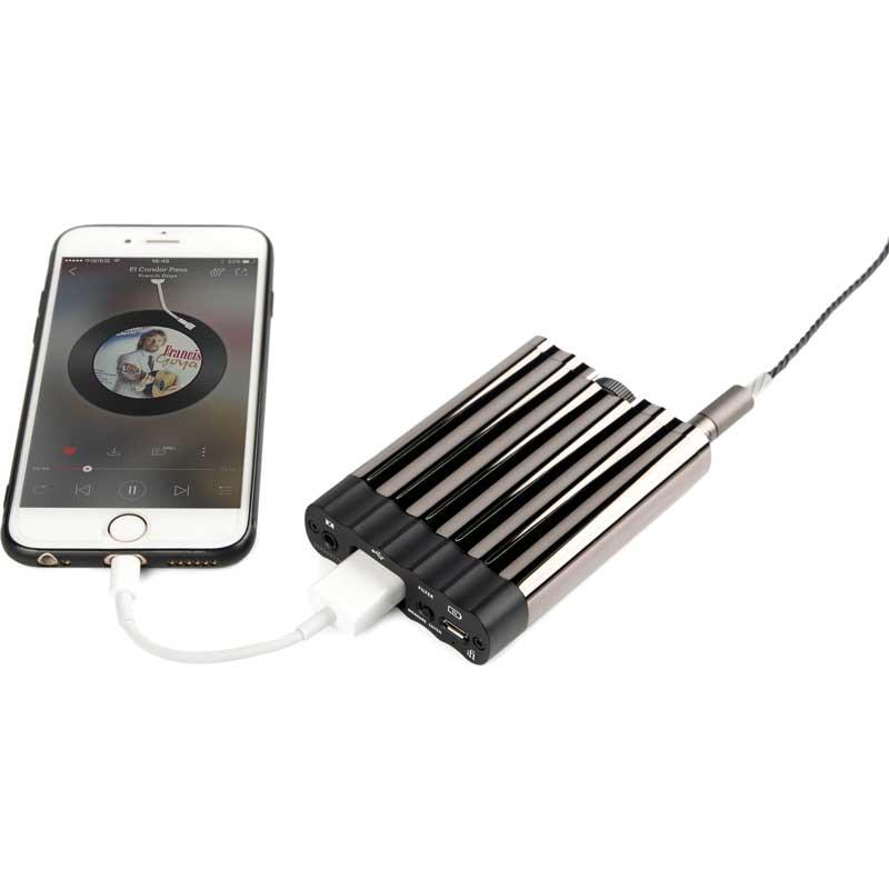 Rapallo   iFi Audio xDSD Portable DAC & Headphone Amplifier