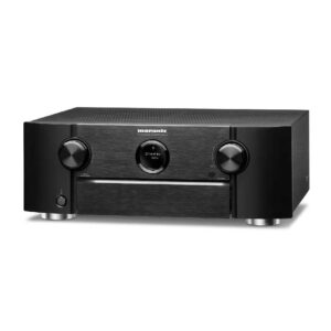 Rapallo | Marantz SR6015 9.2-channel AV Receiver with Dolby Atmos®, Wi-Fi®, Bluetooth®, Apple AirPlay® 2, and Amazon Alexa compatibility