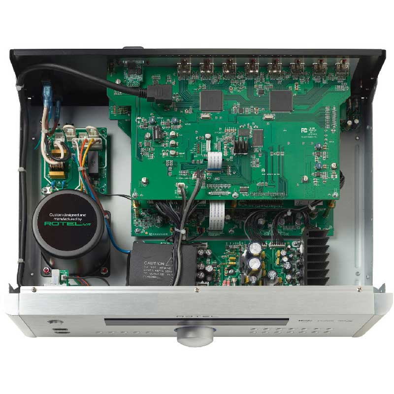 Rapallo | Rotel RSP-1576MKII Surround Processor