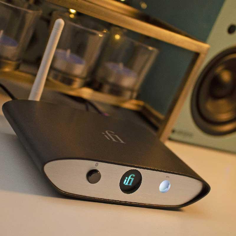 Rapallo | iFi Audio ZEN Blue Premium Universal Bluetooth® Receiver