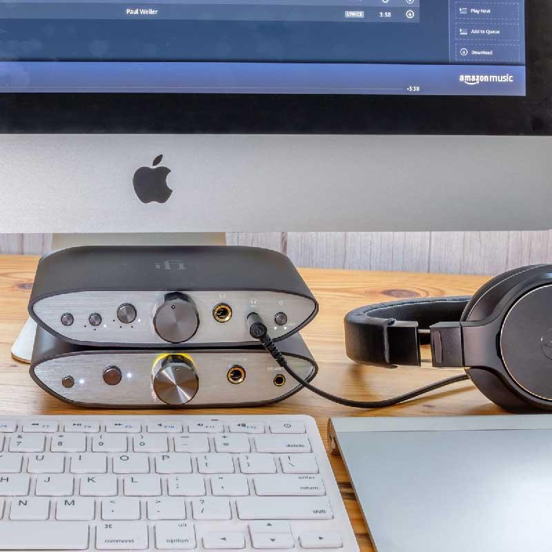 "Rapallo | iFi Audio Zen Can ""Special Edition"" Headphone Amplifier"