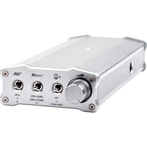 Rapallo | iFi Audio Micro iTube2 Stereo Vacuum Tube Buffer/Preamplifier