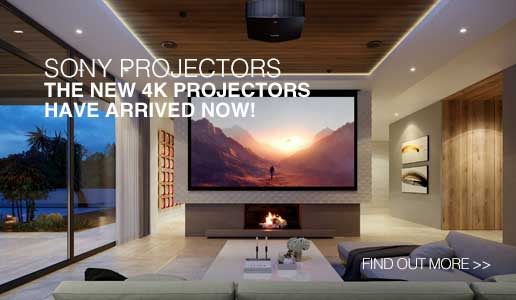 Rapallo | Sony 4K Projectors